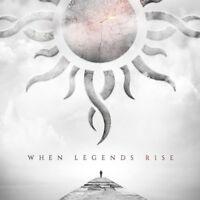 GODSMACK - WHEN LEGENDS RISE (LIMITED MARBLED VINYL)   VINYL LP NEW+