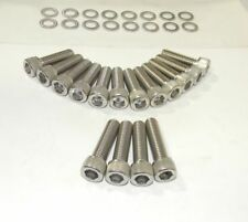 Ford Mustang 429 - 460 Stock Exhaust Manifold Allen Bolts Stainless Steel  NEW