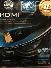 Bello HDMI  6.6 Ft/2M  3100 Series High Speed HDMI Cable with Ethernet