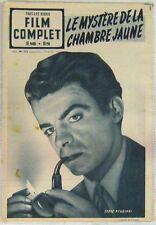 Revue Le Film Complet n° 212 le mystère de la chambre jeune Serge Régianni 1950