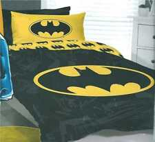 BATMAN SINGLE bed QUILT DOONA DUVET COVER SET NEW DC COMICS
