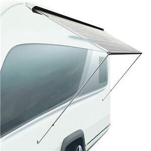Fiamma Caravan Caravanstore XL 440 4.4M Awning Grey Bag Royal Blue Canvas