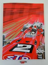 2019 Indianapolis 500 103rd Running & INDYCAR Grand Prix Official Program