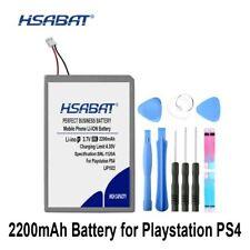 HSABAT LIP1522 2200mAh Battery for Sony PS4 Slim Bluetooth Dual Shock Controller