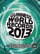 Guinness World Records 2013 (Guinness Book of Records) (Spanish-ExLibrary