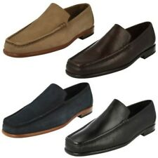 Mens Grenson Moccasin Shoes 'Milano'