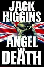 Angel of Death by Jack Higgins (1995, Hardcover)