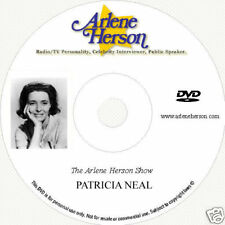 Patricia Neal Interview (1 hour) 2 parts  DVD