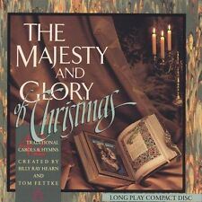 The Majesty & Glory of Christmas Carols Hymns (1990) Hearn Fettle xmas noel