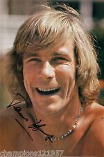 James Hunt + + AUTOGRAFO + + formula 1 Weltmeister + +