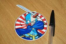 Dani Pedrosa Samurai Sticker 2013