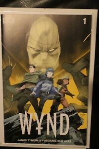 Wynd #1 Dan Mora Variant First Print Boom! Studios Comics 2020