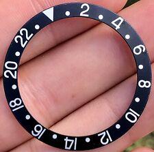 Rolex GMT-Master 1675 16750 Black Bezel Insert ORIGINAL