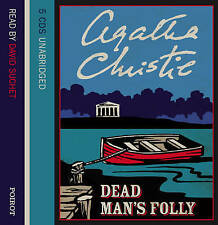 Dead Man's Folly: Complete & Unabridged by Agatha Christie (CD-Audio, 2004)