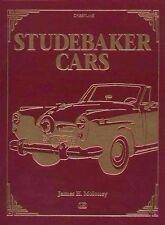 The History of Studebaker Cars Crestline Books by James H Moloney - Hawk Avanti