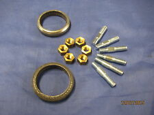 MG    MGB ROADSTER OR GT EXHAUST MANIFOLD STUD KIT + 2 O RINGS 1962-1980    OC28
