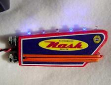 1-24  1-18 Scale Blue Blinking Sign  1950 s Nash Dealer Garage  Diorama Display