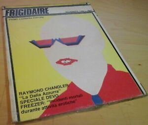 FRIGIDAIRE N.1 1980 nuovo ancora sigillato mai aperto con dentro inserto FREEZER