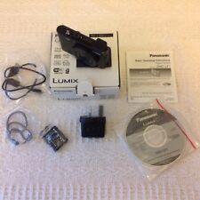 Panasonic LUMIX DMC-LF1 12.1MP Digital Camera - Black