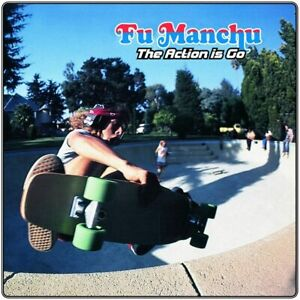 "Fu Manchu – The Action Is Go! Deluxe Edition - VINYL 2LP + 7"" (30TH APR) PRESALE"