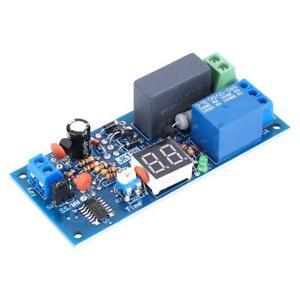 JK13P Zeitrelais Timer Timing Delay Schalter Relias Modul 1~99s 1~99min 220VAC