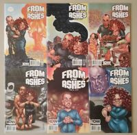 From The Ashes 1 2 3 4 5 6 IDW Complete Set Series Run Lot 1-6 VF/NM