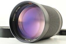 【NEAR MINT-】 Contax Carl Zeiss Planar T* 135mm f/2 AEG C/Y Mount Lens From JAPAN