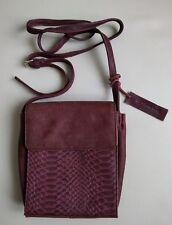 BODENSCHATZ Lederhandtasche/Umhängetasche - TOP - Kaum getragen