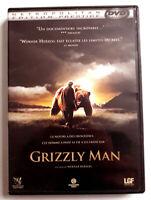 GRIZZLY MAN - Werner HERZOG - dvd Très bon état