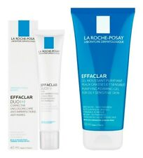 LA ROCHE-POSAY Effaclar Duo(+) Cream 40ml + Effaclar Purifying Foaming Gel 200ml