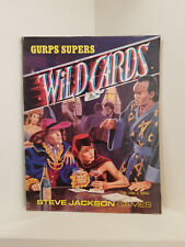 GURPS Supers: Wild Cards, RPG Steve Jackson Games, Softcover