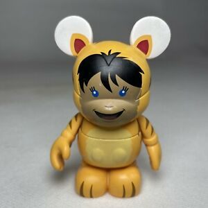 "3"" Disney Vinylmation Cutesters #2 Tiger Boy Collectable Figure Mickey Mouse"