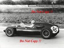 Lucien Bianchi Cooper T51 French Grand Prix Rheims 1960 Photograph 1