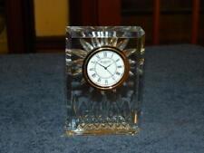 Warterford Crystal Clock Ireland