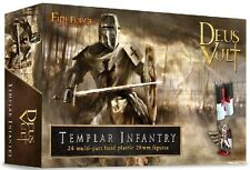 Templar Infantry Fireforge 28mm 24 figures FIF-G6 Plastic Soldiers NIB