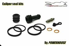 Suzuki GS 500 E front brake caliper seal repair rebuild kit T V W 1996 1997 1998