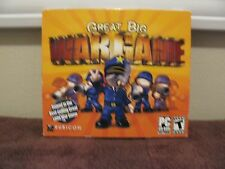 Great Big WAR GAME (PC, 2012) CD-ROM for XP/Vista/7 ~ New Factory-Sealed~