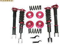 FITS 03 04 05 06 07 NS 350Z BLACK Coilover Suspension Kits NON-Adj. Damper