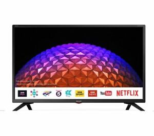 "Sharp 32"" Inch Smart HD Ready LED TV Freeview Play - Netflix - Wi-Fi - USB -HDMI"