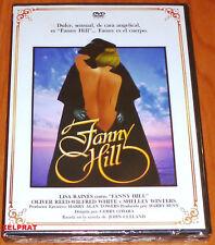 FANNY HILL Gerry O'Hara 1983- English Deutsch Español -Precintada