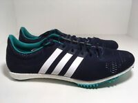 Adidas Adizero Avanti 2 Boost Track Spikes Navy AF5635 Men's Shoes Size 12.5