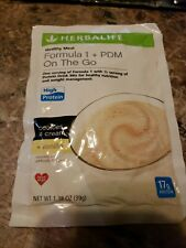 Herbalife Formula 1 PDM On The Go Exp. 11/2020