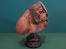 SIDESHOW Collectibles Siège Tower Troll n° 1537/3000 - Buste 1/4 WETA LOTR