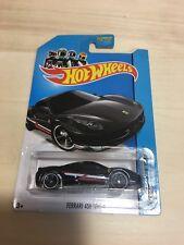Hot Wheels Ferarri 458 Italia Error! Rare!