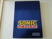 Sonic The Hedgehog 20th Anniversary Steelbook. G1 ,Sega , extremly rare