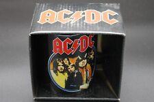 Ac/dc Keramik Kaffeetasse Devil Angus mit Geschenkbox