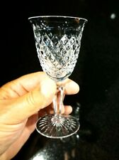 Beautiful Stuart Hardwicke Crystal White Wine Glass