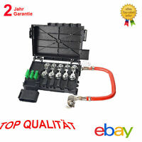 Caja de Fusibles y Cubierta Terminal Batería Vw Golf MK41J0 937 550A /550B