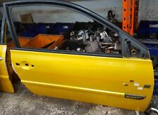 Renault Megane 2002-2008 230 225 Drivers OSF Front Door Liquid Yellow TEJ37 3dr