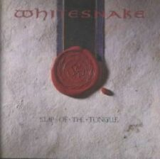 Slip of the Tongue by Whitesnake (CD, May-1989, EMI)